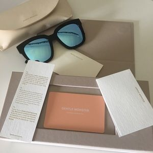 37739629473 Gentle Monster Accessories - Gentle Monster Dreamer Hoff Sunglasses
